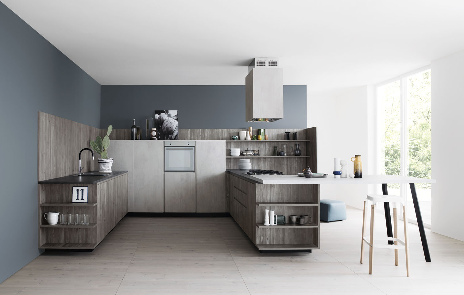 Lupparelli cesar cucine mobili lupparelli - Mobili urban chic ...