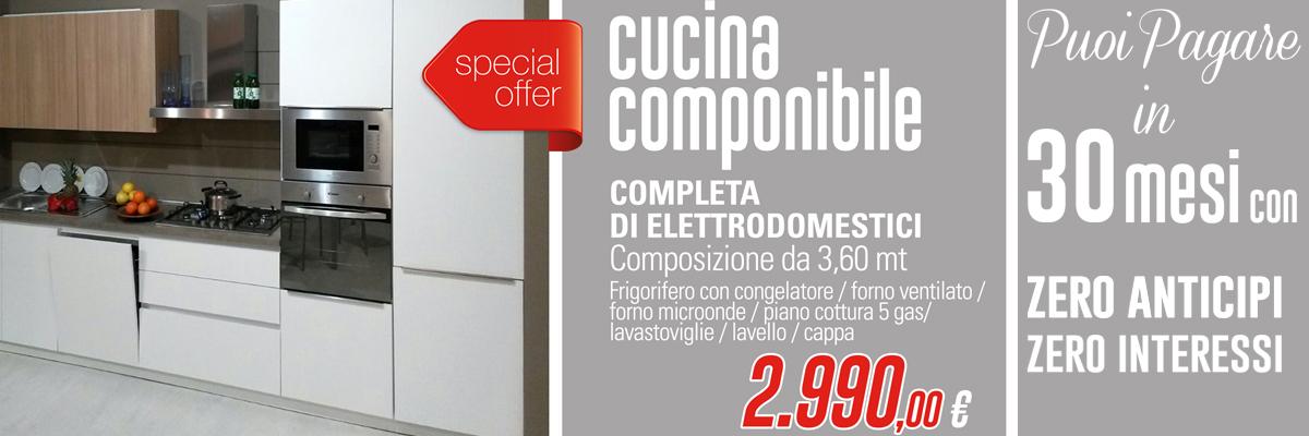 Lupparelli promo cucine 2 mobili lupparelli for Discount mobili